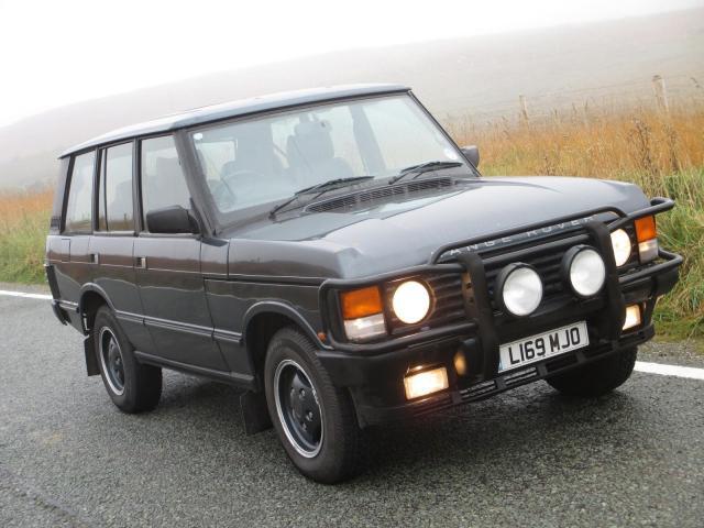 1994 Range Rover Vogue 3.9 SE