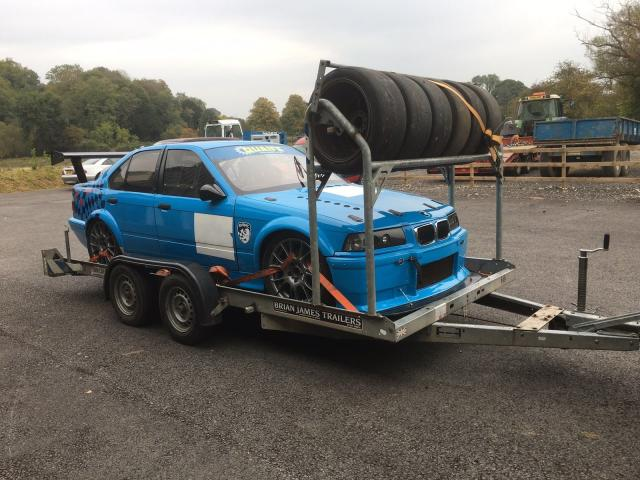 BMW M3 Race Car - (Optional trailer price by negotiation)