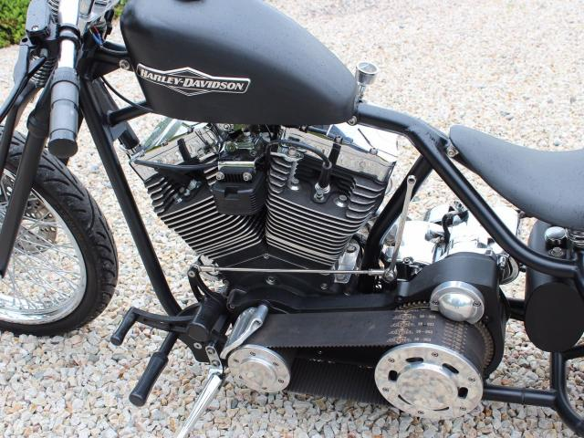 Harley Davidson - Rods and Rides Chopper