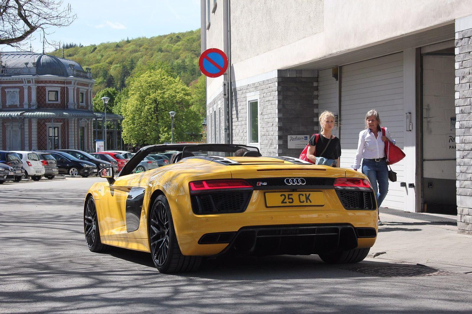 Audi audi r8 spyder v10 : Audi R8 Spyder V10 Plus | CK Classic Cars