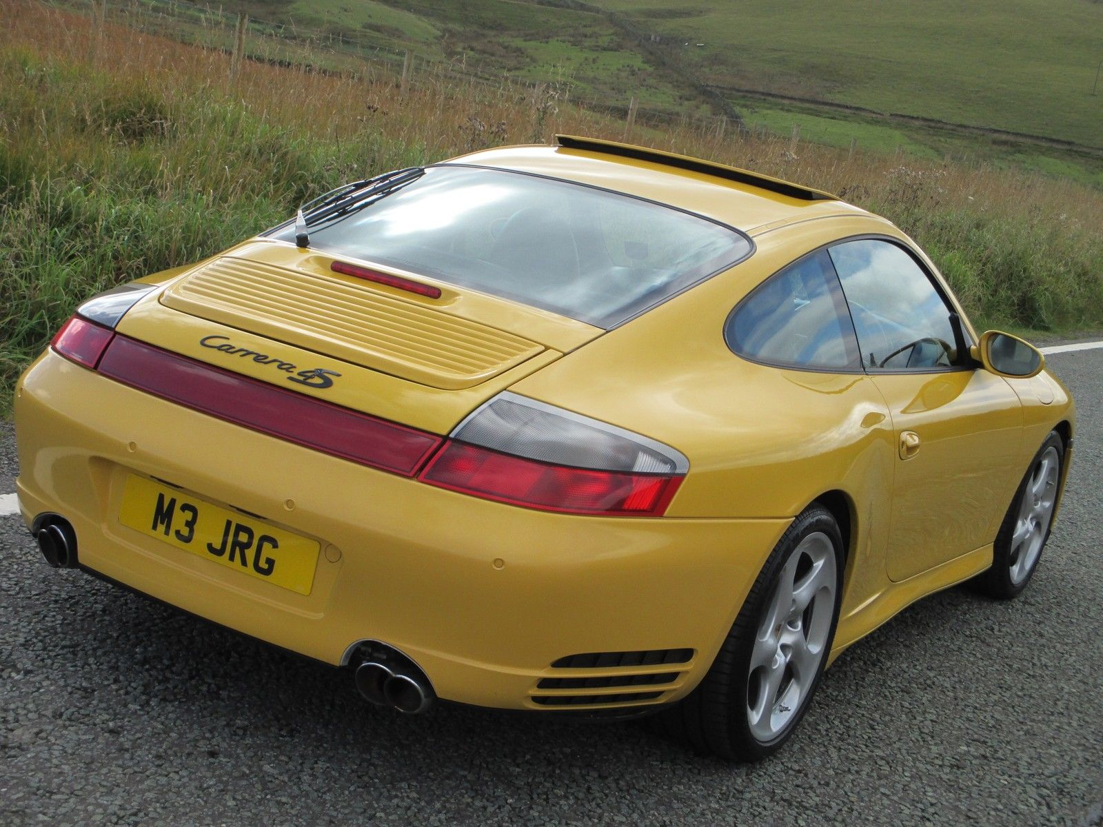 Porsche 996 Carrera 4s Turbo Body Ck Classic Cars